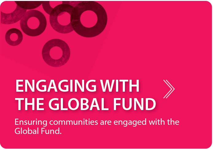 Engaging with the Global Fund