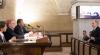 APCOM'S LGBTI HUMAN RIGHTS AMBASSADOR JUSTICE MICHAEL KIRBY DIALOGUE WITH HIS EMINENCE PIETRO CARDINAL PAROLIN AT THE VATICAN